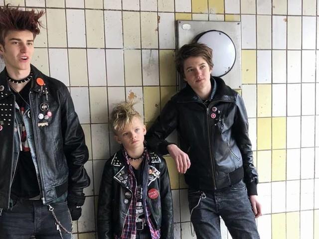 Yngsta punkbandet till Uppsalafestival