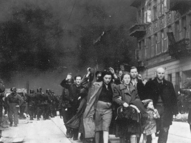 Gömda vittnesmål från Warszawagettot