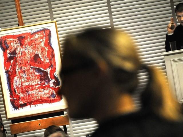 Ansedda auktionshus sålde fejkkonst för miljoner