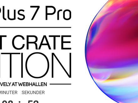 OnePlus och Webhallen släpper exklusiv version av OnePlus 7 Pro