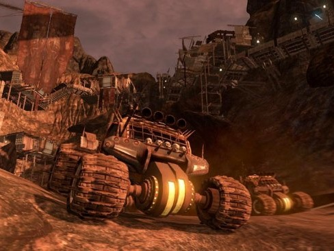 Är Red Faction: Guerrilla på väg till Playstation 4 och Xbox One?