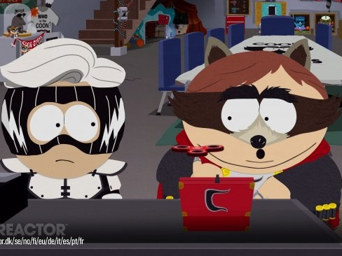 Prova South Park: The Fractured but Whole till PS4 och Xbox One