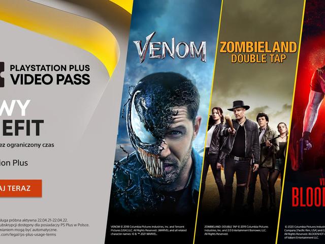 Sony lanserar PlayStation Plus Video Pass