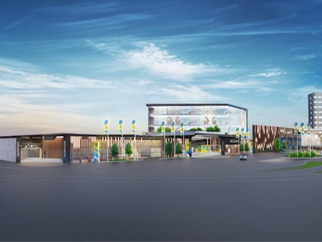 Arlandas nya mässområde kan stoltsera med 900 rum