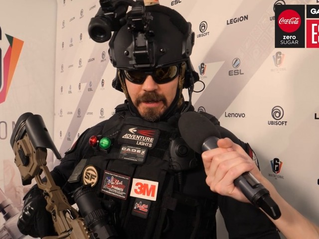 Six Invitational 2018 - Intervju med Manny Pizarro