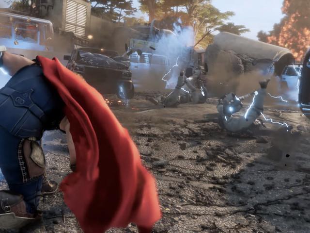 Alla DLC-karaktärer i Marvel's Avenger kommer vara unika
