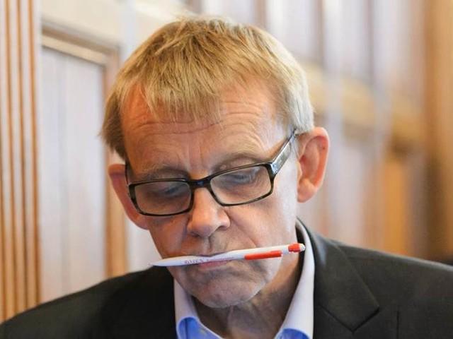 Ny bok av Hans Rosling