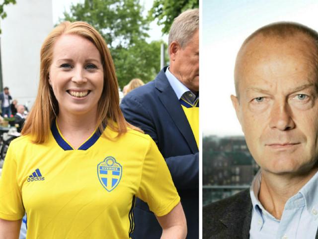Matchen om makten – Annie Lööf styr spelet från mittfältet