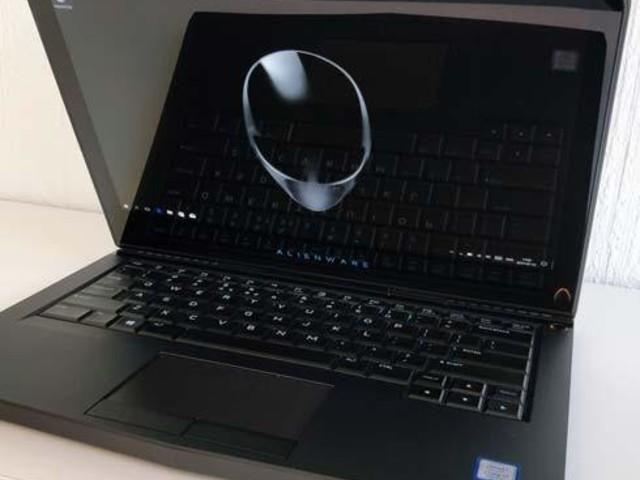 Alienware 13 R3 – funktionsfylld speldator med oled