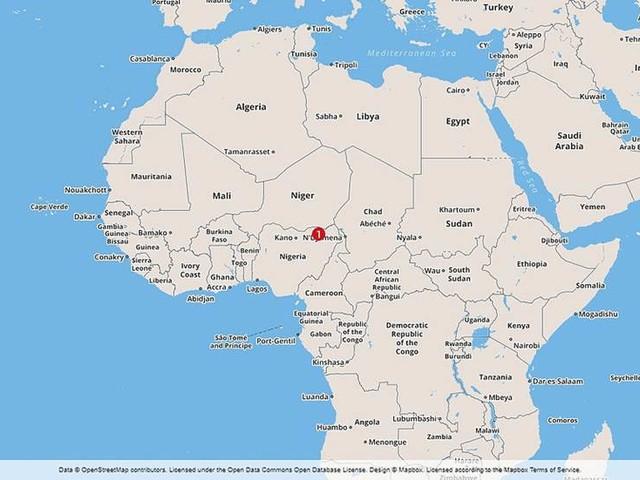 76 skolflickor räddade i Nigeria