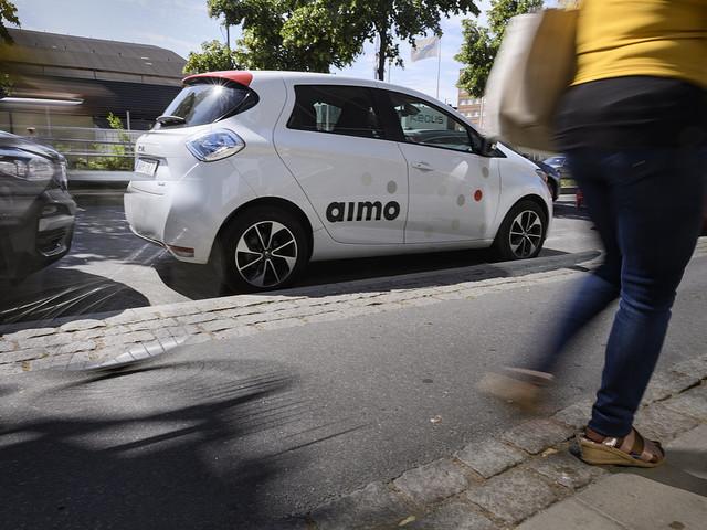 Bilkooperativen färre – kommersiella tar över