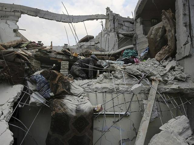 Förslag om vapenvila om Syrien framlagt