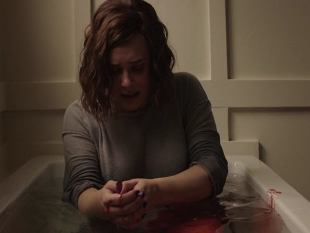 Netflix klipper bort självmordsscen från 13 Reasons Why