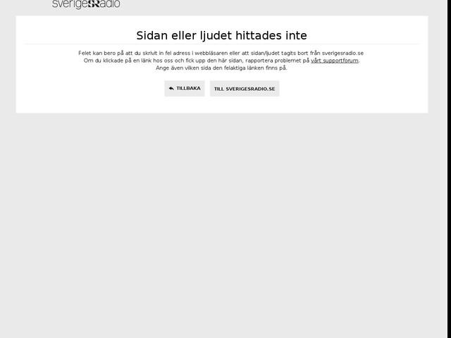 """""""Stor betydelse för svensk musik i världen"""""""
