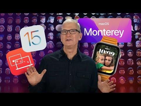 Apples WWDC-event på 11 minuter