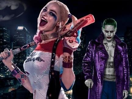Margo Robbie hyllar Harley/Jokern-regissörer