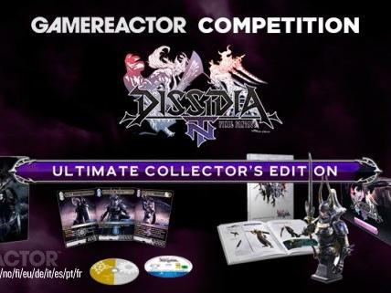 Delta i vår Dissidia Final Fantasy NT-tävling och vinn fint pris