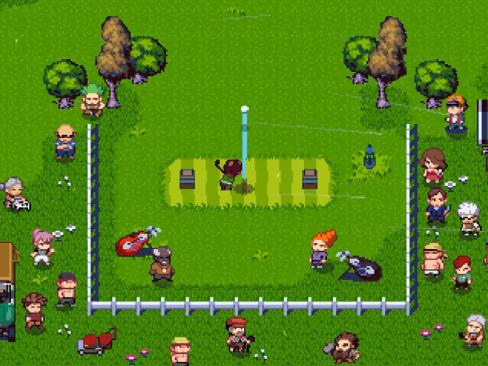 Golf Story släpps till Nintendo Switch på torsdag
