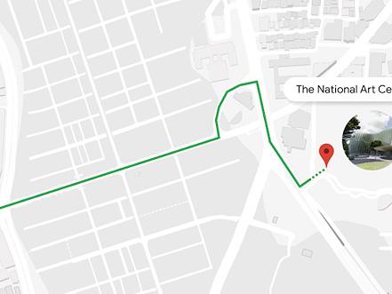 Google Maps kan snart läsa upp namnet på platser på det lokala språket