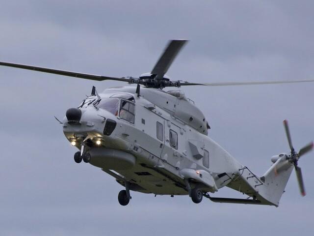Lucka 16: Ubåtsjakthelikoptrar