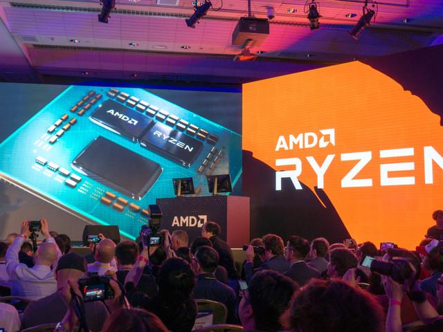 AMD avtäcker Ryzen 73700X, 73800X och 93900X – upp till 12 kärnor med Zen2