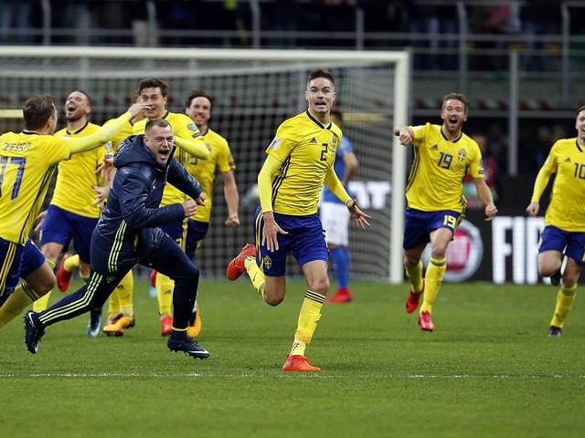 Sveriges facit mot VM-lagen