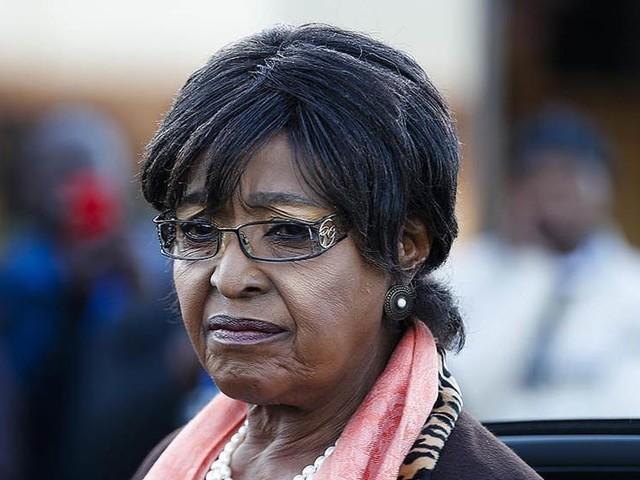 Mandelas exfru förlorar mål om bostad