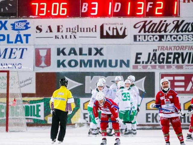 """Kalix krossat: """"Är vår sämsta hemmamatch"""""""