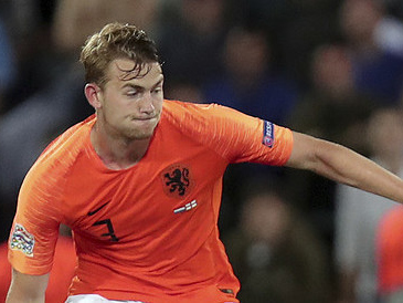 Ajax supertalang nära skriva på för Juventus
