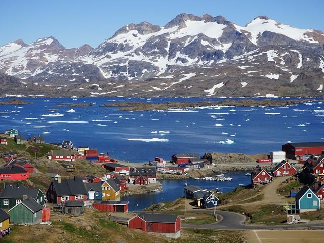 Grönland slutar borra efter olja och gas