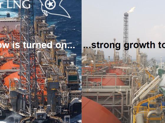 """Bull case Golar LNG & lösningen för """"stranded gas assets"""""""