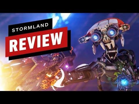 IGN tycker till om Stormland