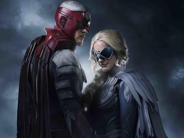 Kika på trailern till DC-universumets Titans