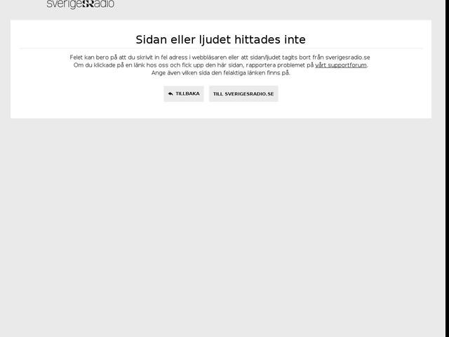 Uppgifter till SVT: Niklas Rådström erbjuden stol i Akademien