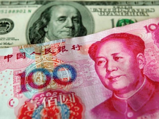 Kina lanserar ny världsvaluta – knockar ut dollarn?