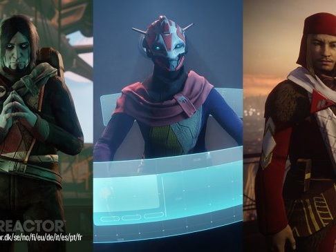 Imorgon startar Faction Rallies i Destiny 2