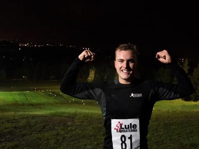 Johansson vann Hill Race – snabbast uppför Ormberget