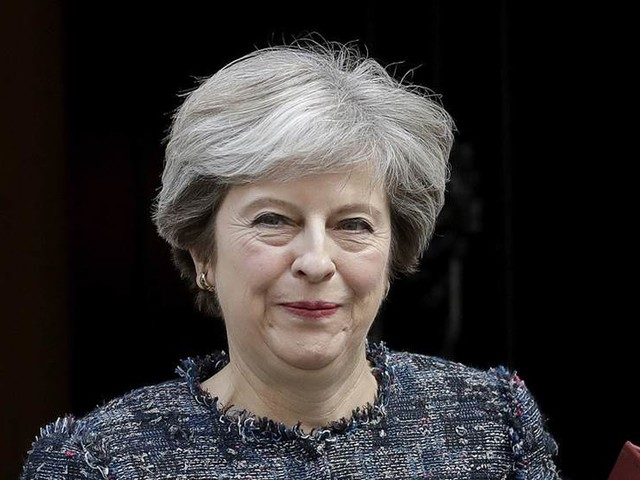 May håller brexittal nästa vecka