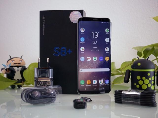 Samsung Galaxy S8- och S8 Plus-ägare: Vilka är era synpunkter på telefonen?