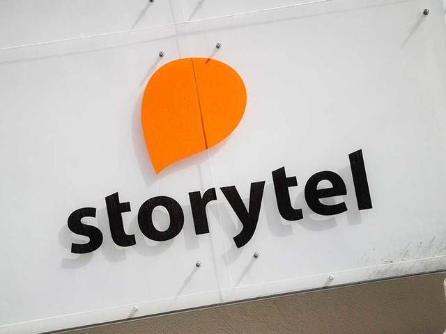 Ökat förlust för Storytel