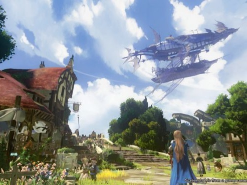 Ny video visar upp Granblue Fantasy Project Re: Link