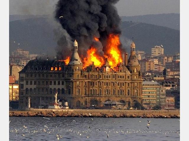 Klassiska Konstantinopel-stationer kan räddas