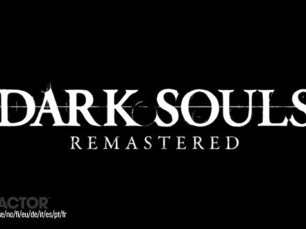 FromSoftware släpper Dark Souls-remaster till Nintendo Switch