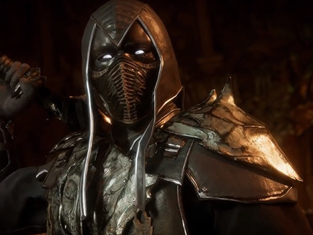 Noob Saibot ansluter sig till Mortal Kombat 11
