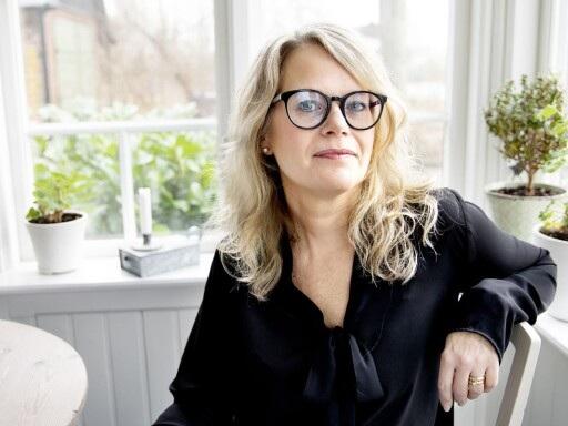 Marie Magnusson: En ny spänningsroman som lockar mig