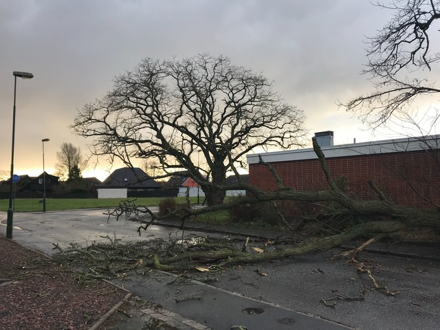 SMHI varnar för mycket hårda vindar längs Skånes kuster