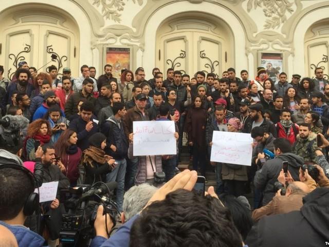 Protesterna i Tunisien också resultat av Västs politik
