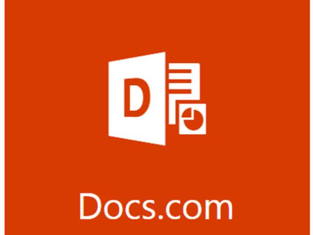 Microsoft lägger ner Docs.com
