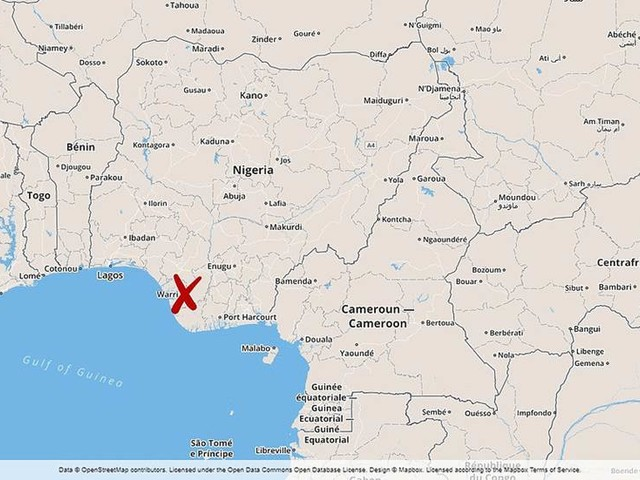 Kidnappad brittisk missionär dödad i Nigeria