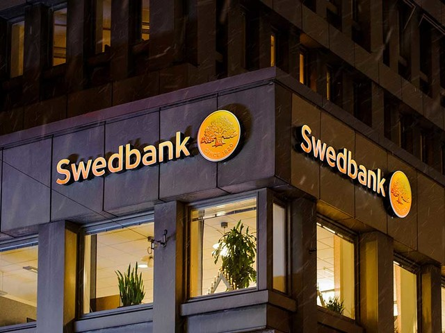 Swedbanks resultat över förväntan